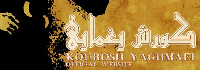 kourosh yaghmaei official website