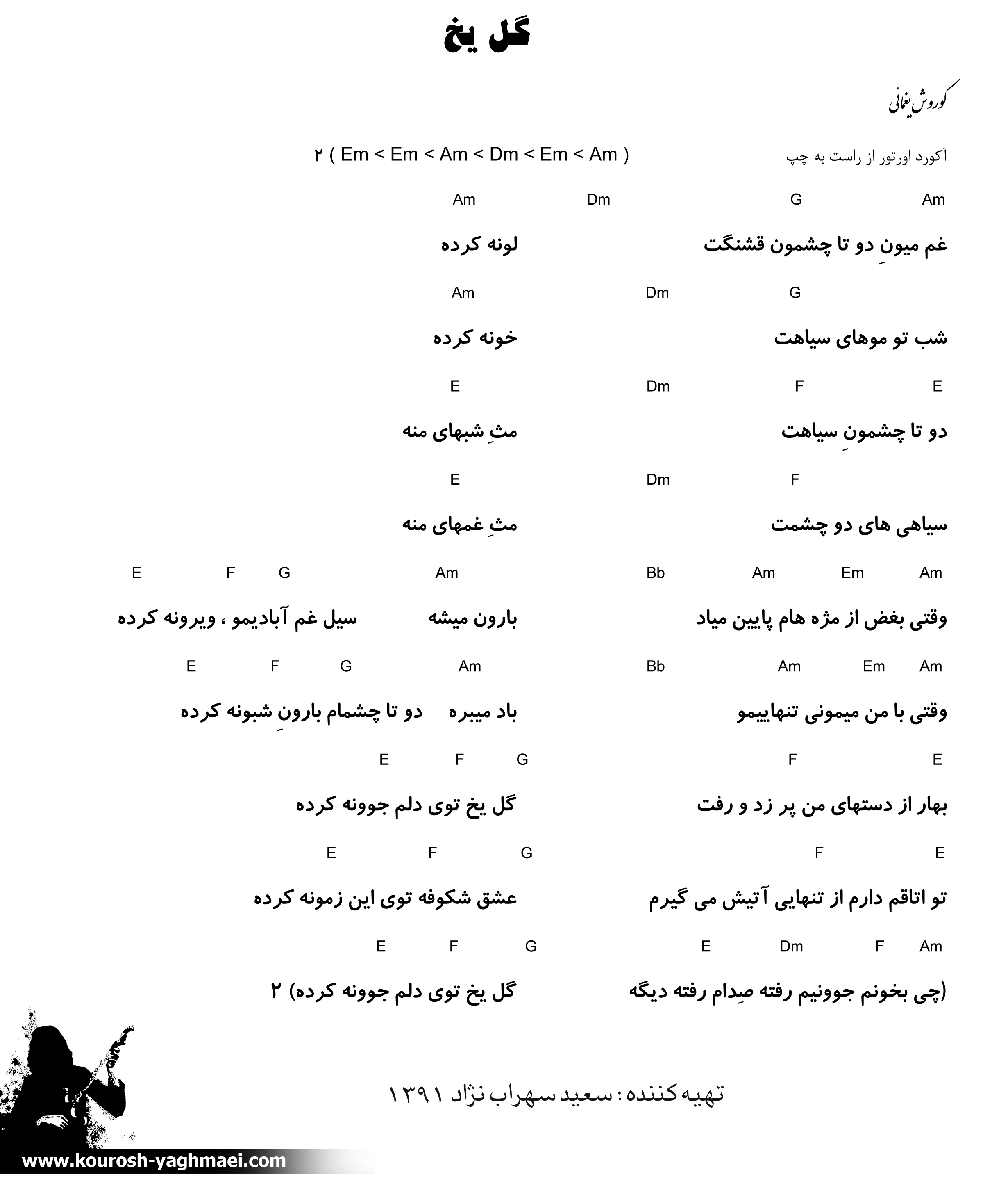 http://www.kourosh-yaghmaei.com/news/GoleYakh-Chords.jpg